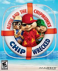 alvin chipmunks chipwrecked
