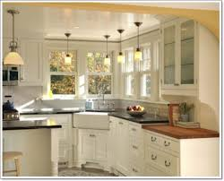 kitchen designs with corner sinks corner kitchen sink efficient