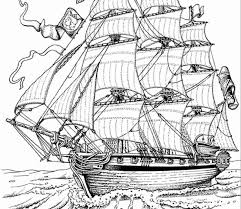 des sports coloriage bateau pirate coloriage bateau pirate des