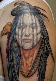 tattoo eagle girl collection of 25 eagle girl and wolf native american tattoos