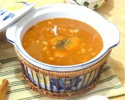 cuisiner haricots blancs secs recette soupe d haricots blancs secs au cumin et vinaigre chorba