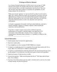 effective resume format most effective resume most effective resume format exles exles