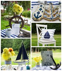 anchor baby shower decorations kara s party ideas nautical baby shower