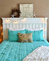 Beachy Bedroom Furniture by Best 25 Beach Headboard Ideas On Pinterest Beach Style