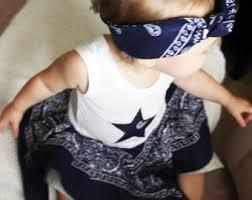 Dallas Cowboy Costumes Halloween Dallas Cowboys Baby Etsy