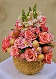easter flower basket flowerduet com