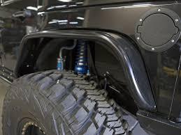 jeep fender flares jk rear tube flares for jeep wrangler jk