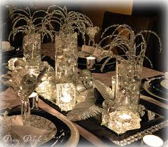 New Year S Eve Table Decorations Pinterest by Dining Delight New Year U0027s Eve Table Inspiration Holiday New