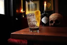 drink table bar the last tuesday society cocktail bar