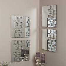 shop nexxt design fn16776 8 mosaic decorative mirrors with