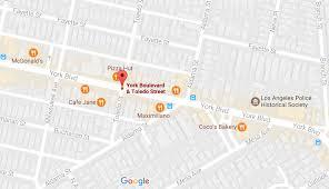 Gang Map Los Angeles by Lapd Gang Unit Arrests Highland Park Suspect For Gun Possession