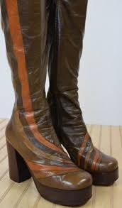 vintage womens boots size 11 vintage shod boots made in italy mens brown suede artisan