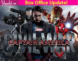 new film box office collection 2016 captain america civil war box office collection marvel s most
