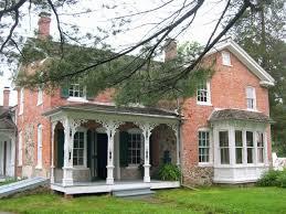 Impressive Design 7 Colonial Farmhouse Passion For The Past August 2017