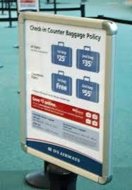 100 united baggage charges airport guide international at