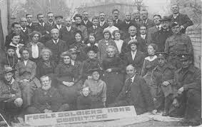 Historical Photos Circulating Depict Women Social History Poole Museum Society Blog