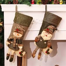 homemade christmas stockings simple frozen stockings diy