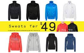 Bench Clothing Canada Bench Canada Select Sweats For Men U0026 Women Just 49 Reg 69