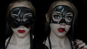 cat women inspired makeup tutorial youtube