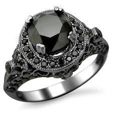 black diamond engagement rings for women black diamond ring engagement rings review