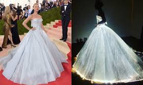 zac posen light up gown met gala 2016 all the details you may have missed from the red