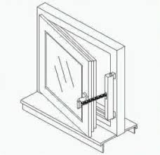 Awning Window Mechanism Motorized Openers For Windows Skylights Vents