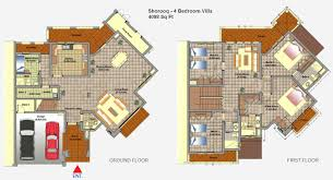 2 bedroom villa floor plans home design u0026 interior design