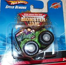original grave digger monster truck amazon com wheels monster jam grave digger speed demons