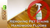 how to remove pet urine stains from wood floors guaranteed