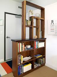 Room Divider Shelf by Would Love To Do This Between The Kitchen And Living Room Need