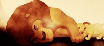 mufasa u0027s death lion king meme