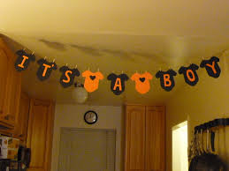 halloween baby shower banner u2013 festival collections