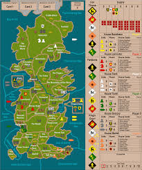 Interactive Westeros Map Nerdovore Maps And Family Trees Of Westeros