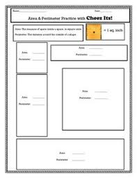 area and perimeter area and perimeter activities and math