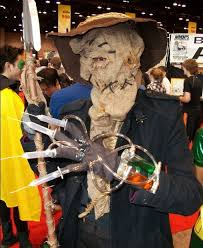 Scarecrow Batman Halloween Costume Batman U0027s