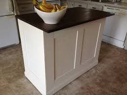 the serene swede kitchen island makeover