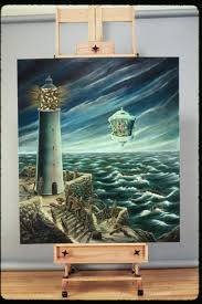 matthew roberts and associates custom paintings faux finishes the lighthouse keeper s revenge