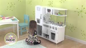 cuisine kidkraft blanche cuisine pour enfants vintage blanche