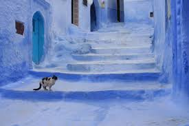 blue city morocco chair chefchaoen marocco places i d like to see pinterest morocco