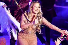 mariah carey suffers lip sync snafu on u0027new year u0027s rockin u0027 eve