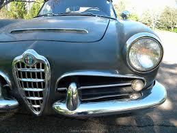 alfa romeo classic blue 1963 alfa romeo giulia 1600 spider normale sold