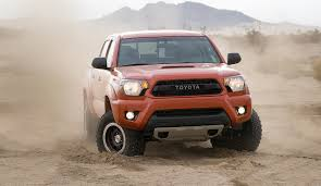 2015 toyota lineup official pricing details for 2015 toyota trd pro truck lineup
