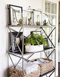 Home Decor Shelf Ideas 25 Best Bakers Rack Decorating Ideas On Pinterest Bakers Rack