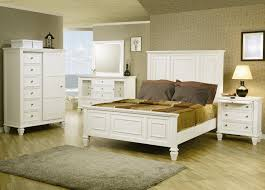 Modern Real Wood Bedroom Furniture Bedroom Furniture Modern White Bedroom Furniture Large Painted