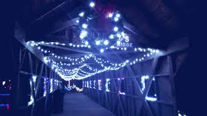 noccalula falls christmas lights 2017 christmas at the falls youtube