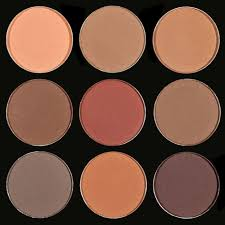 what are warm neutral colors amazon com datework 15 colors cosmetic makeup neutral warm