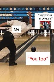 Bowling Memes - the bowler know your meme