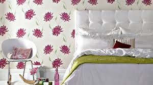 Wallpapers Interior Design by Wallpaper For Bedroom Ideas Of Modern Wall Design 2017 Youtube
