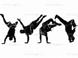 breakdance kit wall stickers vdm1023en artpainting4you eu