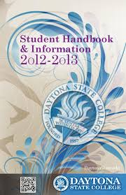 Daytona State College Campus Map by Daytona State College Planner Handbook 2012 2013 By Daytona State